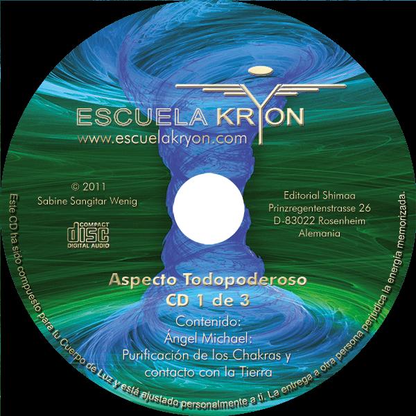 Set-CD Iniciación en el Aspecto Todopoderoso